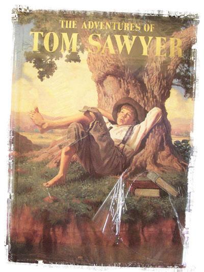 Las matemáticas y la literatura (TOM SAWYER)