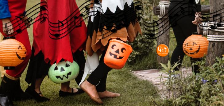 10 Canciones terroríficas de Halloween para aprender inglés sin esfuerzo